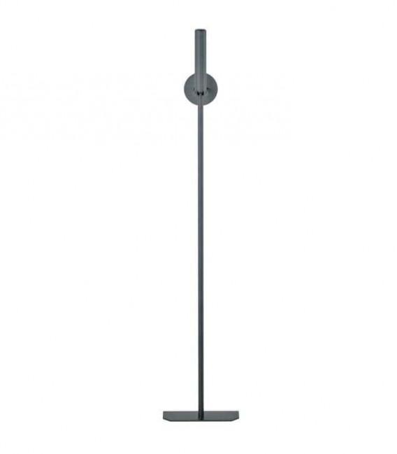 Aschekratzer steingrau, L 72 cm