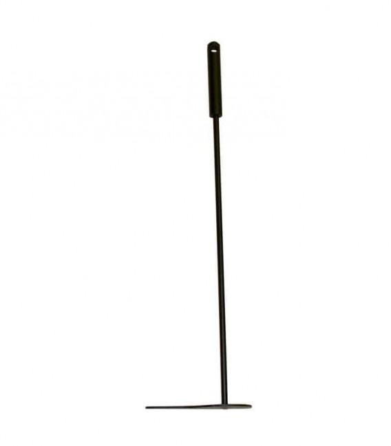 Schürhaken schwarz, L 50 cm