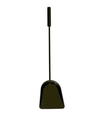 Kaminschaufel schwarz, L 57 cm