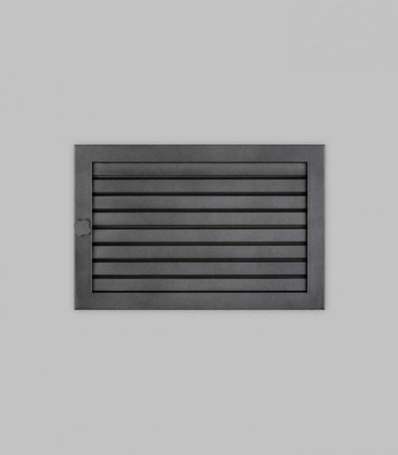 Ventilation 35 x 23, schwarz