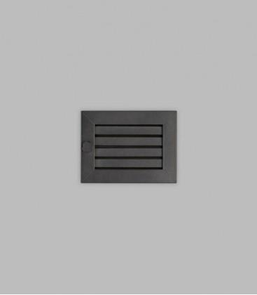 Ventilation  20 x 15, schwarz