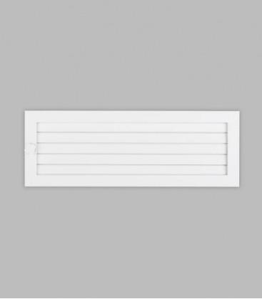 Ventilation 45 x 16, reinweiß
