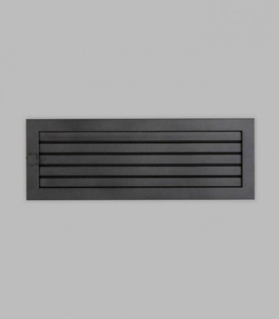 Ventilation 45 x 16, schwarz