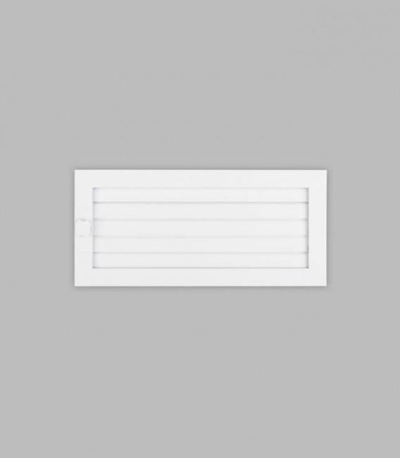 Ventilation 35 x 16, reinweiß