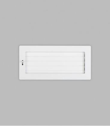Ventilation 36 x 17, reinweiß