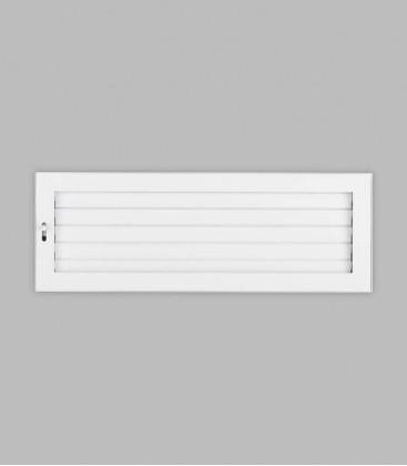 Ventilation putzbündig 45 x 16, reinweiß